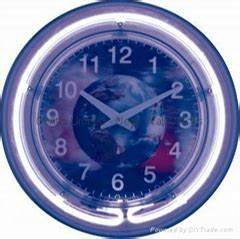 Neon Clock Products DIYTrade China manufacturers