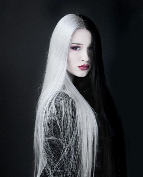 black and white hair color 17 images about black hair on white