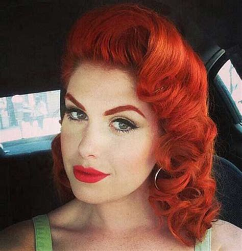 Rockabilly Womens Hairstyles by Rockabilly Style Hair For Hairstyles Haircuts