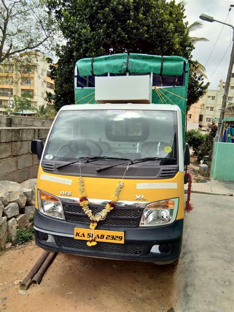 Review Tata Ace by Tata Ace On Hire In Electronic City Bangalore 560100