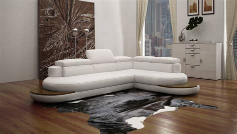 calia canapé exclusive 100 leather sectional simi valley