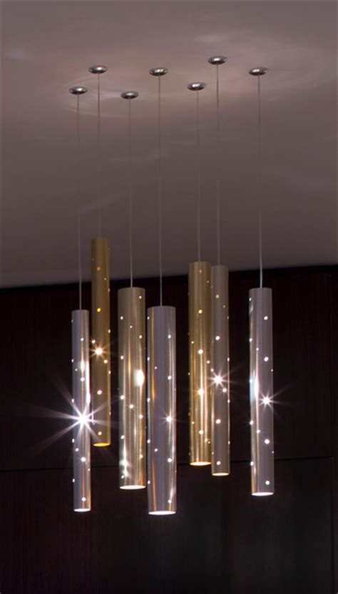 light drops 7 drops modern chandeliers