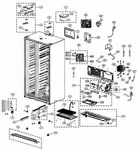 Cabinet Diagram  U0026 Parts List For Model 40141009900 Kenmore