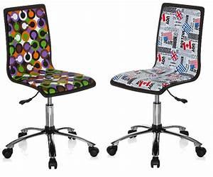 Chaise Pour Bureau : une chaise de bureau confortable et jolie ~ Teatrodelosmanantiales.com Idées de Décoration