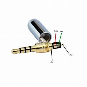Headphone Earphone Diy Repair Adapter 3 5mm Trs  Trrs
