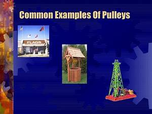 Pics For > Examples Of Pulleys In Everyday Life