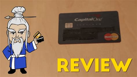 Log in with your username and password. Capital One Platinum Card REVIEW - YouTube