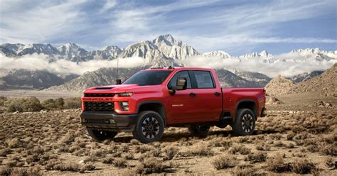 2020 Chevrolet 6 6 Gas by 2020 Chevrolet Silverado Hd Series For Truck Cers 3