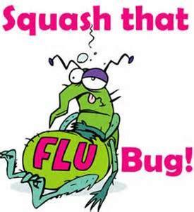 Image result for Flu Bug Clip Art