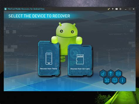 minitool mobile recovery fuer android  chip