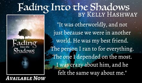 Book Blitz Fading Into The Shadows By Kelly Hashway