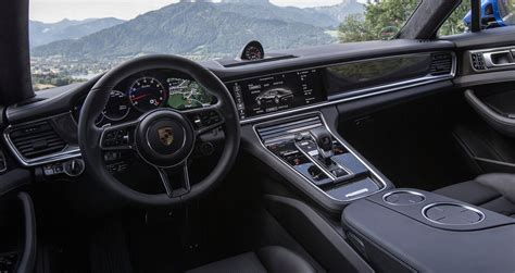 porsche panamera 2017 interior xe fortuner 2017 porsche panamera turbo đời