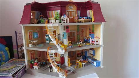 maison playmobil accessoires personnages clasf