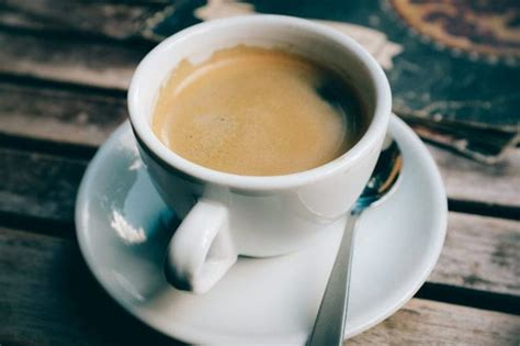 Ten years together and she walks out. Brewing a Great Cup of Coffee Depends on Chemistry and Physics - Scientific American