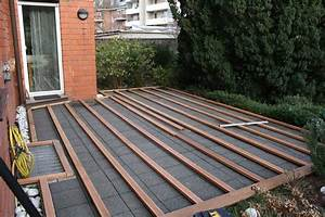 Rigipsdecke Unterkonstruktion Holz : diy terrassendielen ~ Frokenaadalensverden.com Haus und Dekorationen