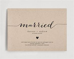 25 best ideas about wedding announcements on pinterest With how much notice wedding invitations