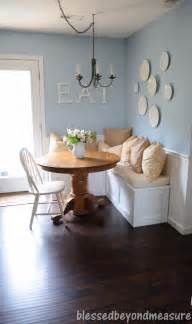 Living Room Corner Seating Ideas by Get This Look Corner Banquette Remodelaholic