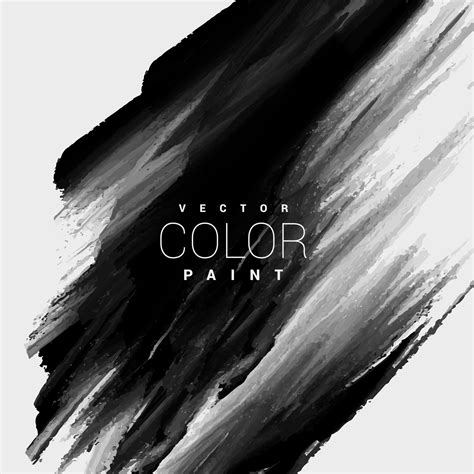 black color paint stain background design   vector art stock graphics images