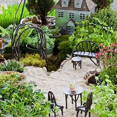 """1000+ Images About """"miniature Container Gardening By Iron"""
