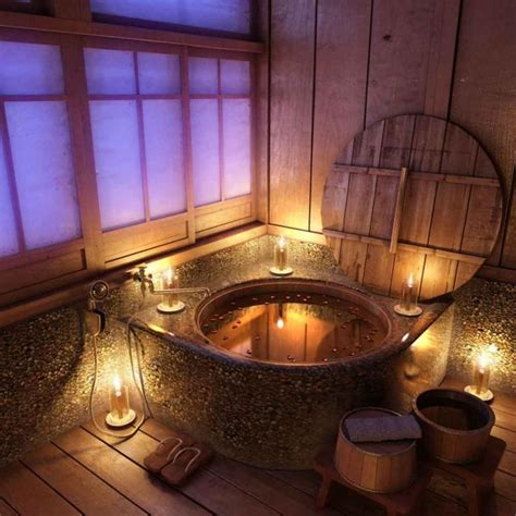 rustic bath tubs neat barrel tub way too rustic for our space hospitality class pinterest barrels tubs