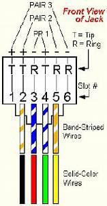 Cat5e To Rj11 Plug Wiring Diagram : rj11 el orden correcto es negro rojo verde amarillo es ~ A.2002-acura-tl-radio.info Haus und Dekorationen
