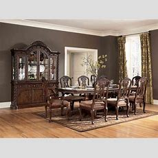 Ashley North Shore Dining Room Set  Factory Direct