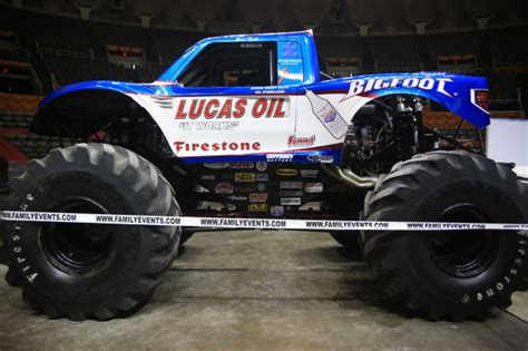 what happened to bigfoot the monster truck monster truck nationals bigfoot