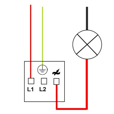 Lighting Lightswitch Does The Arrow Over Tilde