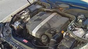 Bad Engine Mounts On Mercedes Benz E320 W211