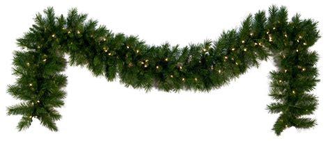 lighted christmas garland dunhill fir prelit led christmas garland warm white lights