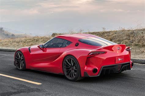 Toyota Ft1 Concept  Car Body Design