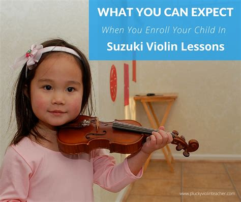 Suzuki Teachers by What You Need To About Suzuki Violin Lessons