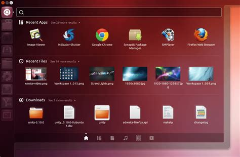 ubuntu bureau définition linux dictionnaire informatique cours
