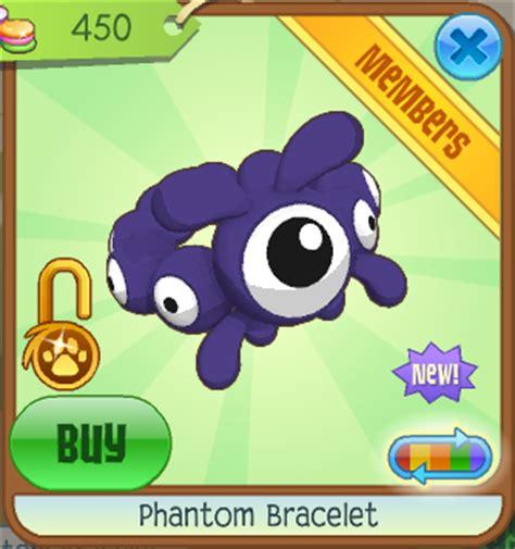 phantom bracelet animal jam wiki fandom powered  wikia