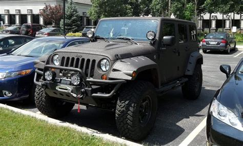 kevlar jeep paint kevlar coated jeep jk w pocket style flares jeep