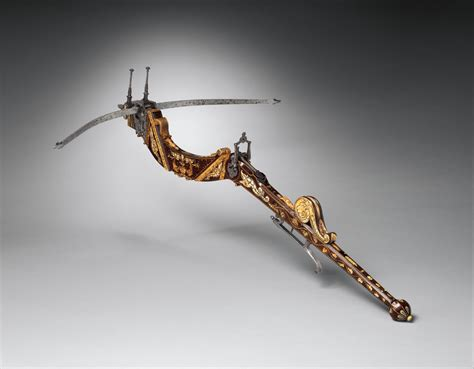 pellet  bolt crossbow northern italian  french