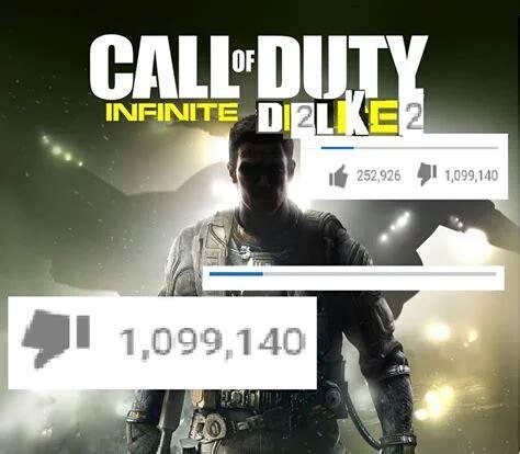Infinite Warfare Memes - call of dislike call of duty know your meme