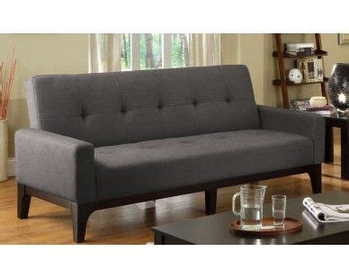 sam levitz sofa bed futon sofa bed in charcoal sam levitz furniture e 39 s