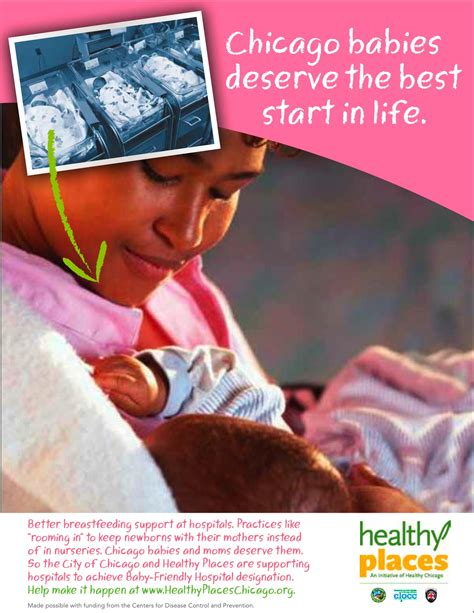 Healthy Places Chicago Breastfeed Chicago