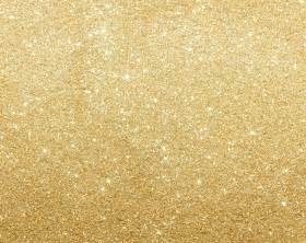 White Gold Glitter Background