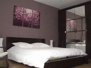 les couleurs ideales dun mur pour une chambre deco in With choix des couleurs pour une chambre