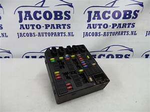 Used Renault Grand Scenic Fuse Box - 284b62342r