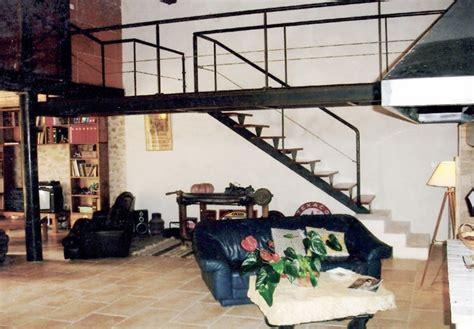 escalier en fer interieur escalier