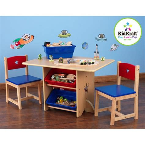 play desk for kidkraft star kids 39 5 piece furniture play and chair