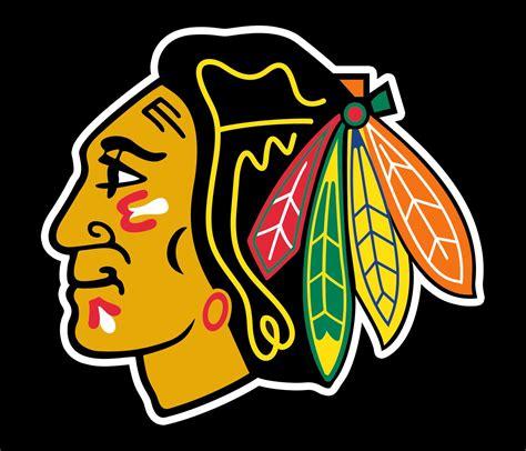 meaning blackhawks logo  symbol history  evolution