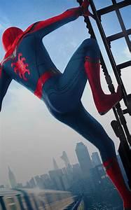 Spiderman Homecoming 2017 Movie Still Photoshoot, Full HD ...  Spiderman