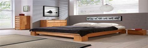 canapé lit japonais cadre lit japonais housse canapé futon literie