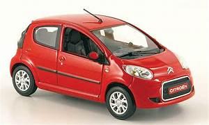 Voiture C1 : citroen c1 miniature rouge 2009 norev 1 43 voiture ~ Gottalentnigeria.com Avis de Voitures