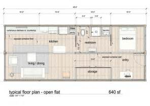 Shipping Container Bunker Floor Plans by Studio Ht Container Home Tiny Homes House Plans Small