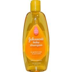 Johnson's Baby, Baby Shampoo, 15 fl oz (444 ml)